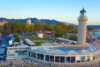 Ο Φάρος της Πάτρας - Το σύμβολο ορόσημο της πόλης από ψηλά! (videο)