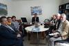 Πάτρα: Ο Νίκος Μπαλαμπάνης ενημερώθηκε για περιβαλλοντικά θέματα στην Περιφέρεια