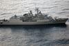 Ατύχημα τα ξημερώματα με φρεγάτα του Πολεμικού Ναυτικού