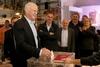 Κεντροαριστερά: Στο Ηράκλειο ψήφισε ο Γιώργος Παπανδρέου (pics)