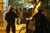 Αναβολή πήρε η δίκη των 10 συλληφθέντων για τα επεισόδια στο Πολυτεχνείο