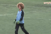 Τερματοφύλακας έβαλε γκολ με βολέ (video)