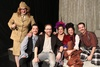 ΔΗΠΕΘΕ Πάτρας - Επιτυχημένη η πρεμιέρα του έργου 'Η τρελή του Σαγιό'