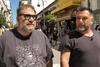 Γευστικές απολαύσεις για Αρναούτογλου & Σταρόβα στην Πάτρα (video)