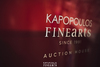 Kapopoulos Fine Arts at King George Hall 10-12-17