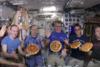 Πίτσα στο διάστημα