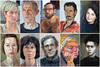 Έκθεση 'Η Άλλη Ζωγραφική' στη Φωκίωνος Νέγρη