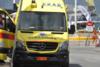 Τήνος: Διακομιδή  38χρονου ασθενή στη Σύρο