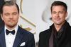 Μπραντ Πιτ και Λεονάρντο Ντι Κάπριο μαζί σε νέα ταινία!