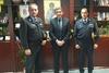 Πάτρα - Στο γραφείο του Γρηγόρη Αλεξόπουλο, η νέα Διοίκηση της Πυροσβεστικής Υπηρεσίας!
