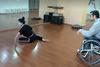 Πατρινός σπάει το 'εμπάργκο' της χώρας και παίρνει μέρος στο Wheelchair Dance Sport!