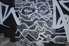 Τέρμα Παντανάσσης - Το σημείο της Πάτρας με τα γκράφιτι, τα συνθήματα και τις βρισιές στους τοίχους! (pics)