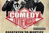 'Comedy For The Masses' στο Θέατρο Πάνθεον