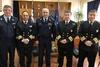 Πάτρα: Επίσκεψη του Λιμενάρχη στη Γενική Περιφερειακή Αστυνομική Διεύθυνση Δ. Ελλάδας
