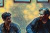 Θανάσης Παπακωνσταντίνου & Θανάσης Μάλαμας, 'Με Στόμα Που Γελά' στη Πλατεία Νερού