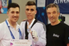 Αργύρης Σοφοτάσιος - Νέο μετάλλιο για την Πάτρα, νέο 'εισιτήριο' για τον πρωταθλητή