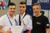 Πάτρα: O Αργύρης Σοφοτάσιος στο Ευρωπαϊκό πρωτάθλημα νέων