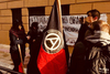 Πάτρα: Μήνυμα από τους αναρχικούς προς τους συμβολαιογράφους για τους πλειστηριασμούς