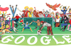 To Doodle της Google αφιερωμένο στο Παγκόσμιο Κύπελλο Ποδοσφαίρου