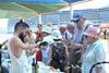 Ηλεία: Εκατοντάδες τουρίστες αποχαιρέτησαν το Κατάκολο κατενθουσιασμένοι (pics)
