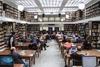 Πάτρα: Σε συνθήκες 'διακοπών' και αυτό το καλοκαίρι η Δημοτική Βιβλιοθήκη