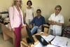 Η Έλενα Κονιδάρη επισκέφτηκε το Κέντρο Υγείας Κάτω Αχαΐας