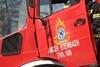 Φωτιά σε οικόπεδο στη Βιομηχανική Περιοχή της Πάτρας