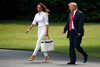 New York Times: Η Μελάνια ανυπομονεί να τελειώσει η προεδρία Τραμπ