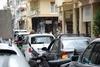 Πάτρα: Ο 'εφιάλτης' του κυκλοφοριακού επανήλθε στους δρόμους του κέντρου