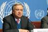 Αντόνιο Γκουτέρες: 'Απομένουν 2 χρόνια προκειμένου να αποφευχθεί η κλιματική αλλαγή'