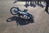 Πάτρα: Τραυματίστηκε οδηγός δικύκλου στην Γούναρη