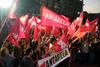 Κάλεσμα από την ΑΝΤΑΡΣΥΑ Πάτρας σε αντιπολεμικό συλλαλητήριο