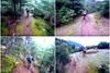 Αχαΐα: Κατηφορίζοντας τους πρόποδες του Χελμού με... oρθοπεταλιές (video)