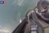 Πιλότος του F16 στη Θεσσαλονίκη: Καλημέρα Μακεδονία! Ας ατενίσουμε το μέλλον με αισιοδοξία και ελπίδα