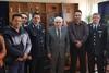 Ο Αριστείδης Ανδρικόπουλος συναντήθηκε με αντιπροσωπία της Ένωσης Αστυνομικών Υπαλλήλων Αχαΐας