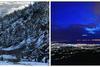 Το προάστιο της Πάτρας που συνδυάζει χιονάκι και μοναδική θέα! (pics+video)