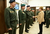 Η Μαρία Κόλλια-Τσαρουχά στην Ανώτατη Στρατιωτική Διοίκηση Υποστήριξης Στρατού (pics)