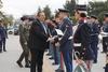 Πρωτοχρονιάτικα κάλαντα στην πολιτική και στρατιωτική ηγεσία του ΥΠΕΘΑ (φωτο)