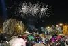 Τρίκαλα - Λαμπερή υποδοχή του 2019 στην πρωτεύουσα των Χριστουγέννων (φωτο)