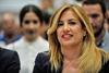 Φώφη Γεννηματά: 'Ενωμένοι οι Έλληνες μπορούμε να πάμε μπροστά' (video)