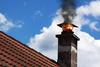 Πάτρα: Πήρε φωτιά καμινάδα στην Κολοκοτρώνη