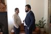 Ο Δήμαρχος Πατρέων πραγματοποίησε συνάντηση με τον Υφυπουργό Αθλητισμού