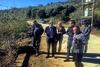 Αχαΐα: Eργασίες συντήρησης στο επαρχιακό οδικό δίκτυο (φωτο)