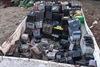Ηλεία: Έκλεψαν μεταχειρισμένες μπαταρίες