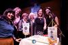 Κοπή πίτας & Εορτασμός 95 χρόνων 'Inner Wheel Club Patra-Europea' στο Beer Bar Q 20-01-19 Part 2/2