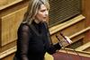 Η Κατερίνα Παπακώστα ψηφίζει «ναι» στη Συμφωνία των Πρεσπών
