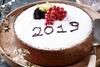 Κοπή Πρωτοχρονιάτικης Πίτας στο Ξενοδοχείο 'Τζάκι'