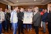 Απονομή τιμητικών διακρίσεων σε αθλητές από τον ΑΝΥΕΘΑ Παναγιώτη Ρήγα (φωτο)