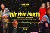 The EPIC Carnival Party στην Αίθουσα Αίγλη