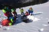 Καλάβρυτα: Mε επιτυχία ολοκληρώθηκε το εκπαιδευτικό πρόγραμμα της ΕΟΔ για τις χιονοστιβάδες (φωτο)